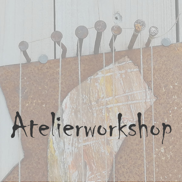 Atelierworkshop - Mixed Media